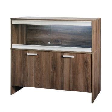 Vivexotic Cabinet Large Walnut PT4042