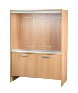 VE Cabinet Large-Deep Beech PT4046