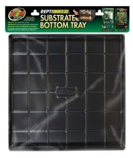 ZM ReptiBreeze Substrate Bottom Tray Sml, NT-11T