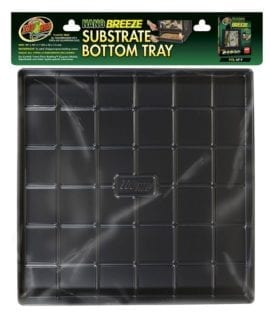 Zoo Med NanoBreeze Substrate Bottom Tray Nano, NT-9T