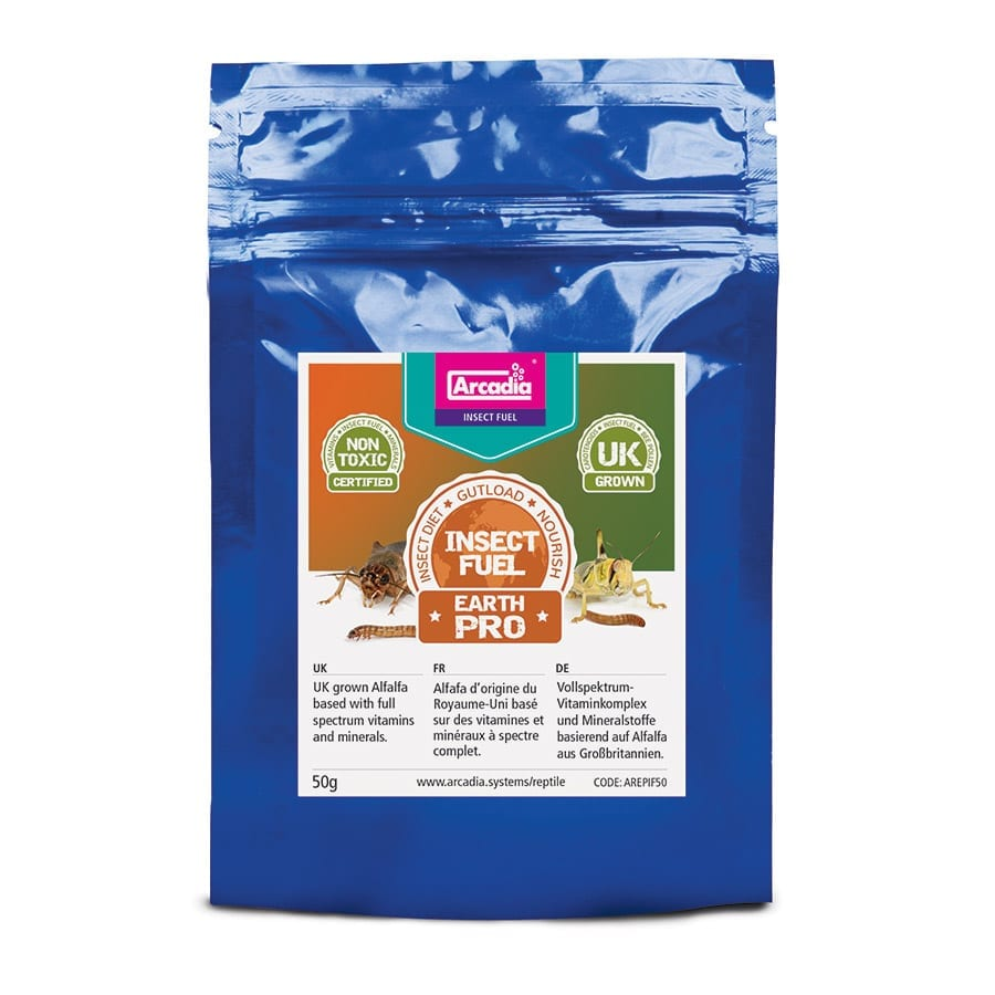 AR EarthPro Insect Fuel 50g, AREPIF50