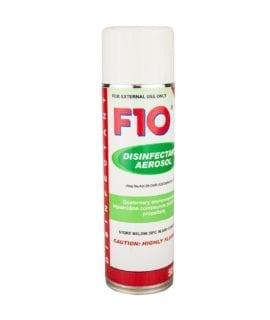 F10 Aerosol Disinfectant 500ml
