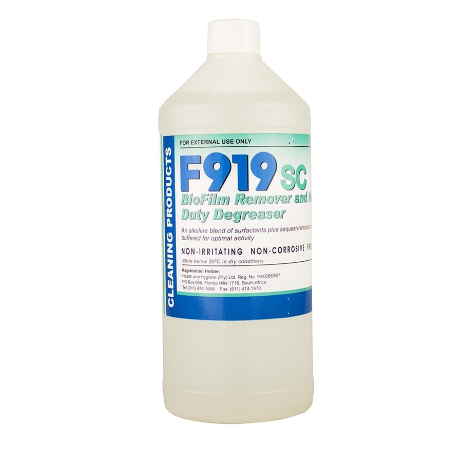 F919SC Degreaser/Cleaner 1 Litre