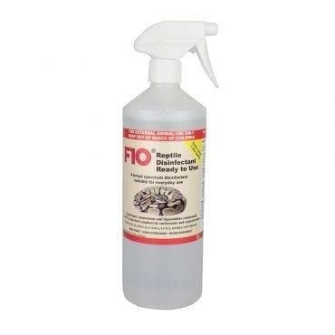 F10 REPTILE RTU Disinfectant 1 Litre Trigger
