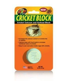 ZM Cricket Block: Calcium & Gutload Block, BB-60