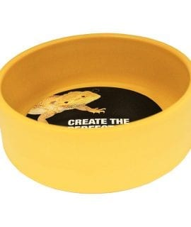 PR Plastic Water Dish Large, WPA015