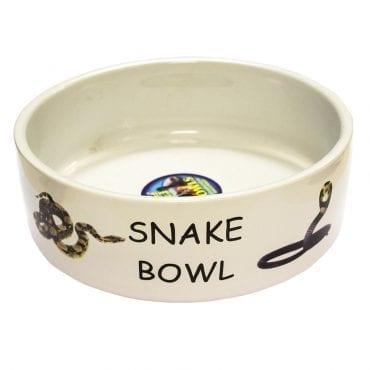 Ceramic Snake Bowl 10in 260mm LB-490