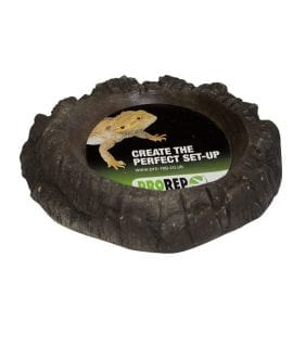 ProRep Terrarium Bowl Wood Medium