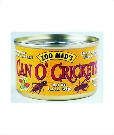 ZM Can O' Crickets 34g