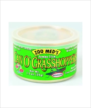 ZM Can O' Grasshoppers 34g
