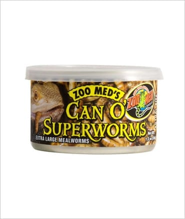 ZM Can O' Superworms 35g