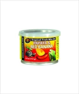 ZM Tropical Mix-in Pap/Ban 113g