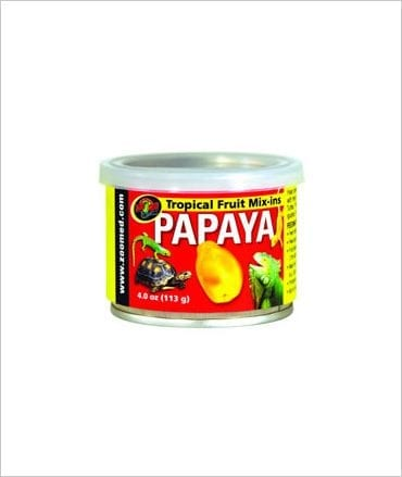 ZM Tropical Mix-in Papaya 113g