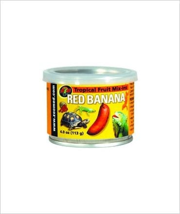 ZM Tropical Mix-in RedBanana 113g