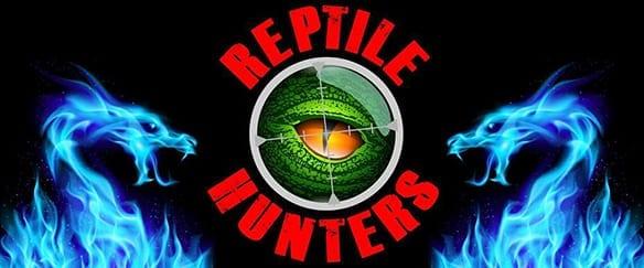 reptile hunters logo